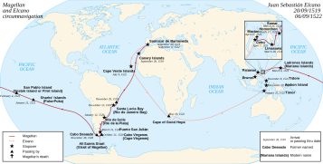 Magellan-Elcano voyage
