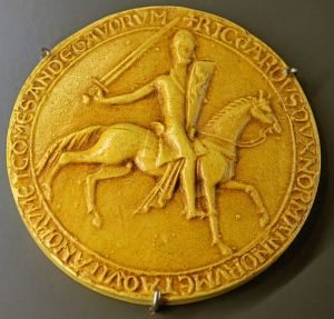 Seal of Richard I