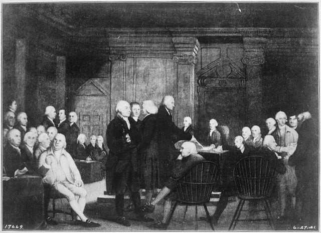 1776 – Congress renames the nation … – History Bytez