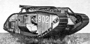 British Mark V
