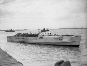 German E-Boat