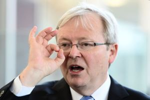 Kevin Rudd PM 3/07-6/10