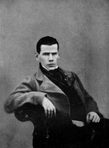 Tolstoy at 20 years