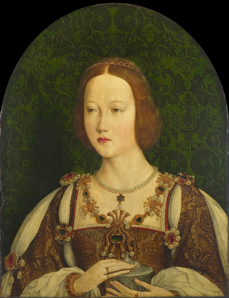 1514 – The marriage of Louis XII of France and Mary Tudor ...