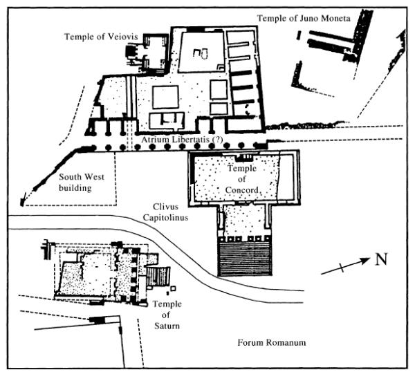 moneta temple