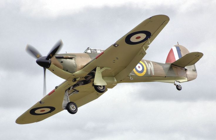 Battle of Britain Hurricane Mk.I