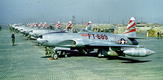 F80's in Korea 1950