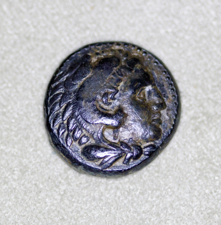 Alexander the Great obverse
