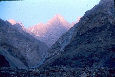 Lapis Lazuli mine Afghanistan