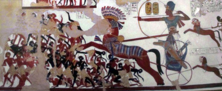 Ramses_II_charging_Nubians