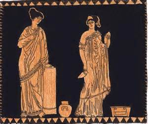 spartan-women-depicted-on-vase