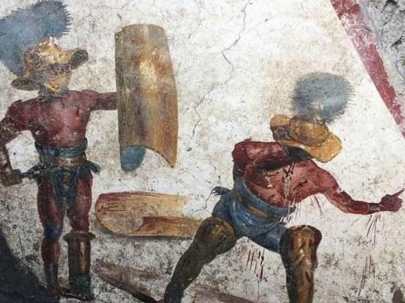 gladiator detail